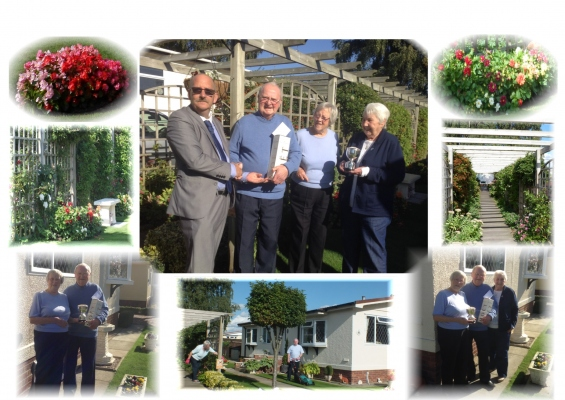 The Oaklands~Grange Annual Garden Competition