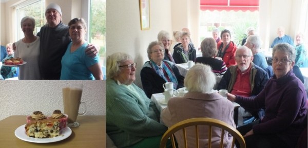 Christmas Coffee Morning at Oaklands-Grange