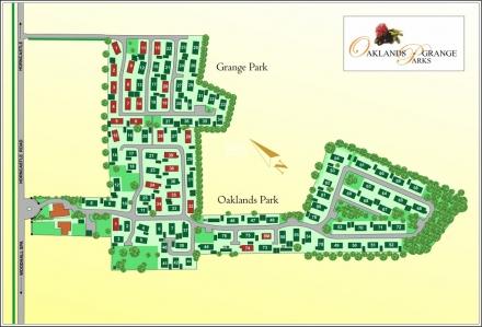 Oaklands-Grange Parks Plan