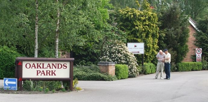 Contact Oaklands-Grange Parks