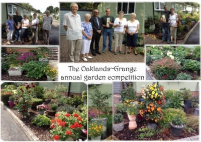 The Oakland Grange Annual Garden Competition (2018)