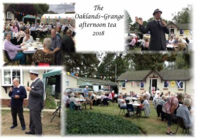 Oaklands Grange Afternoon Tea